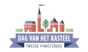 Afb. 2. Het logo van de Dag van het Kasteel; een jaarlijks terugkerend evenement op Tweede Pinksterdag.