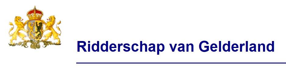 ridderschap-van-gelderland