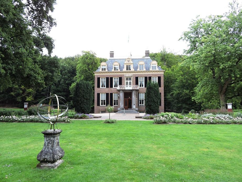 Afb. Het Huis Zypendaal, één van de opengestelde kastelen van Geldersch Landschap & Kasteelen.