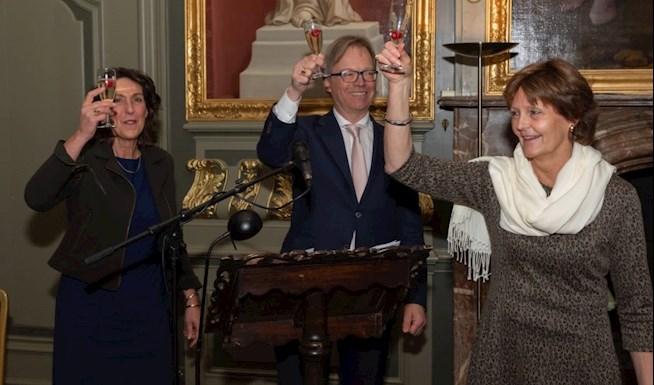 Nieuwe voorzitter stichting duivenvoorde: arent van wassenaer adel